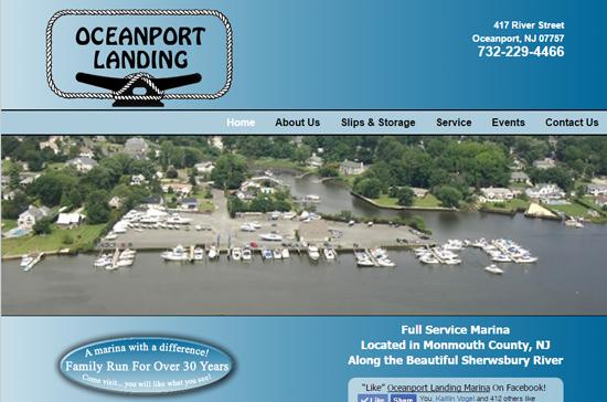 Oceanport Landing