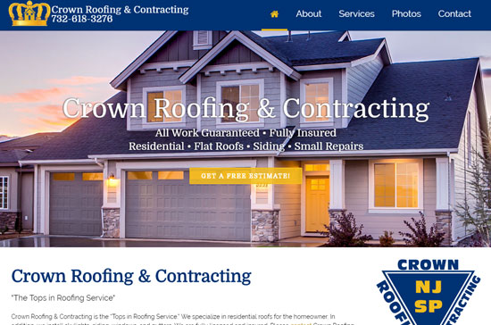 Crown Roofing & Contracting