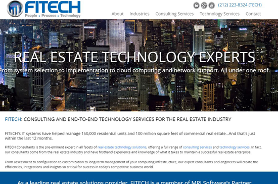 FITECH - Real Estate Technology Experts